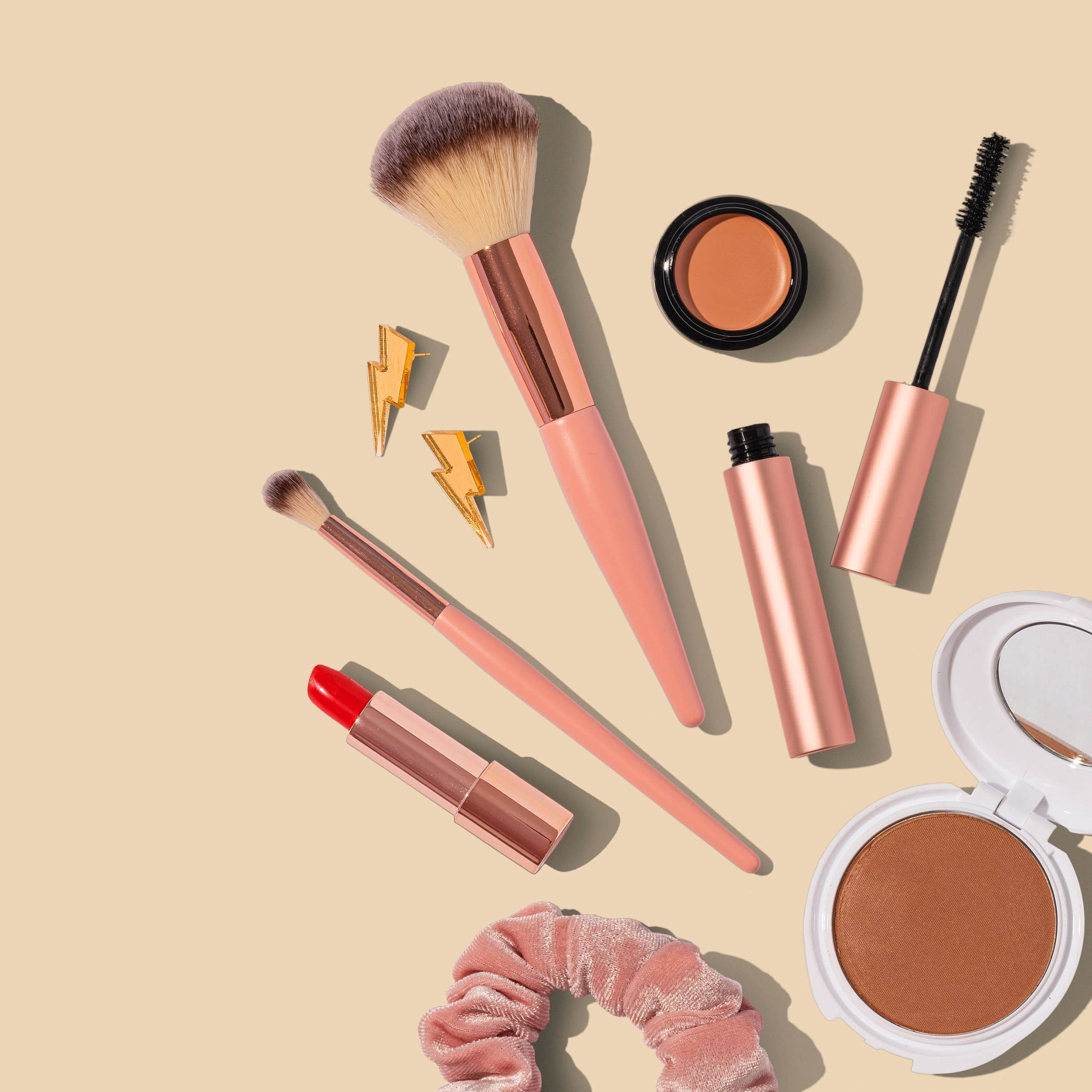 routine maquillage nude